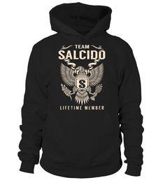 Team SALCIDO Lifetime Member