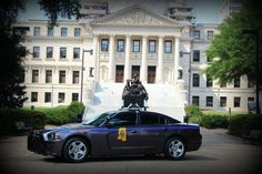 Mississippi State Trooper Dodge Charger