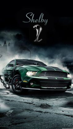 Shelby Cobra Muscle Car iPhone 6 Plus HD Wallpaper.jpg 1,080×1,920 pixels