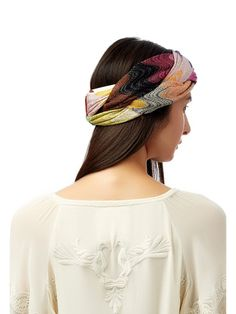 Pin for Later: 17 Knit Headbands That Will Keep You Looking (and Feeling!) Hot Wave-Strip Plaited and Knit Headband Missoni Mare Wave-Strip Plaited and Knit Headband ($228)