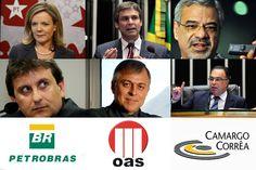 Conheça os envolvidos na operação Lava-Jato da Polícia Federal   #DitaduraSocialista, #GleisiHoffmann, #HumbertoCosta, #LavaJato, #LindberghFarias, #MontePollino, #PT, #RobertoBarricelli