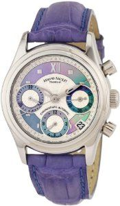 Armand Nicolet : Armand Nicolet Women's 9154A-AK-P915VL8 M03 Classic Automatic Stainless-Steel Watch