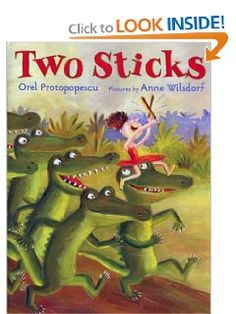 Two Sticks - rhythm sticks?
