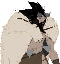 Banner Saga Bolverk ★ || CHARACTER DESIGN REFERENCES™ (https://www.facebook.com/CharacterDesignReferences & https://www.pinterest.com/characterdesigh) • Love Character Design? Join the #CDChallenge (link→ https://www.facebook.com/groups/CharacterDesignChallenge) Share your unique vision of a theme, promote your art in a community of over 50.000 artists! || ★
