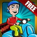 Download Pizza Boy:  I looks so fun lol i think im never going to take this game off this phone i just can't wait i wish that you Dont even have to download it. Here we provide Pizza Boy V 1.10 for Android 3.0+ In this game you're a pizza delivery boy you are  riding scooter on road,  you have to...  #Apps #androidgame ##MoongLabs  ##Casual