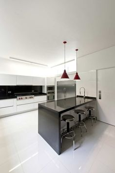 #Cocina - Casa AE - twentyfourseven #decoracion