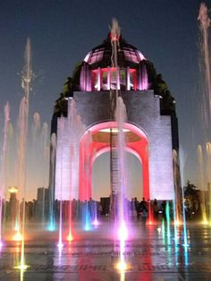 Monumento a la Revolución, CDMX.
