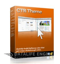CTR Theme 1.5.5 for Wordpress Nulled