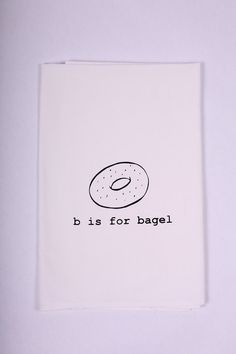 B is for Bagel Kitch