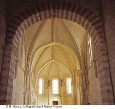 Collegial Eglise Saint Martin at Angers, Maine-et-Loire