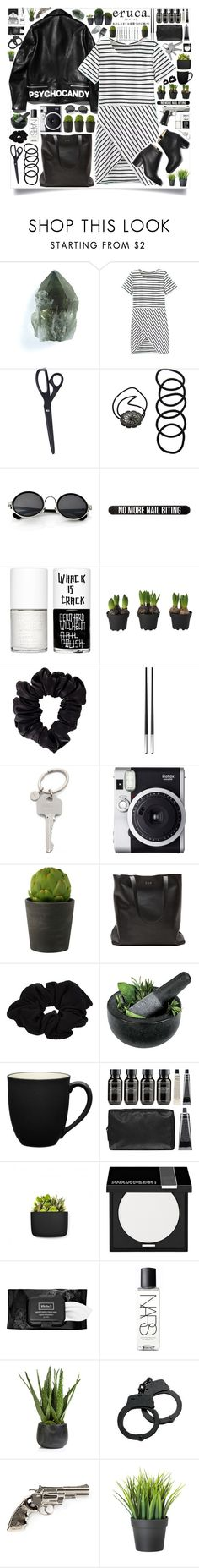 """""""Untitled #244"""" by zalarupar ❤ liked on Polyvore featuring Paul Andrew, HAY, Wet Seal, Retrò, Uslu Airlines, American Apparel, Christofle, Paul Smith, Fuji and Linea"""