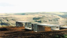 Maryhill Overlook in Goldendale | Allied Works Architecture