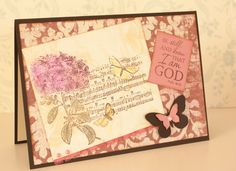 Items similar to Encouragement Card with Music Notes Stamp and Message from Psalms on Etsy Music Notes, Psalms, Embellishments, Encouragement, Shops, Stamp, Messages, Invitations, Writing