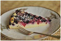 Svěží tvarohovo-borůvkovo-rybízový koláč | Pečení a vaření | Bloglovin'