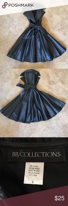 Black cocktail dress from BBs Collection Worn only a few times. Love but no longer can fit! Size 6 Dresses