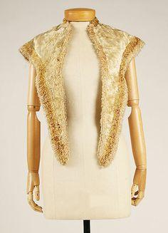 Date: ca. 1820 Culture: Italian Medium: silk