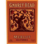 Gnarly Head Merlot 2013