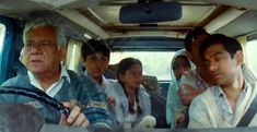 Om Puri The Hundred Foot Journey (2014)