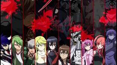 Akame Ga Kill, Wallpaper Pc Anime, Katana Girl, Anime Sites, 07 Ghost, Death Parade, Hyouka, Maid Sama, Noragami