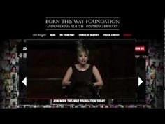 Born This Way Foundation: 'Spread the Word'
