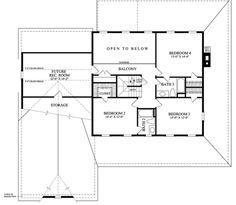 Plan #137-255 - Houseplans.com