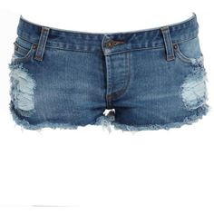 Bardot Victoria Mini Short ($83) ❤ liked on Polyvore