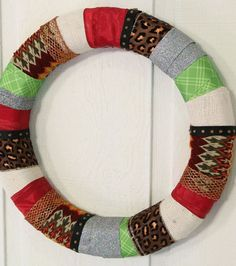 Wrapped Up Wreath at Joann.com