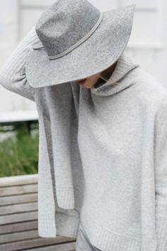 #cinza #grey# #fashion