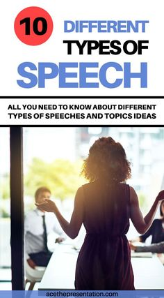 Do you have a speech coming up where you need to educate, persuade, simply inform, or you are the best man and want tips on how to effectively deliver that speech as per the occasion? Seek no more! We have compiled a list of tips for over 10 types of speech and topic ideas for each, that will guide you in terms of how to prepare, deliver and wow your audience. Check them out Now!  #typesofspeech #speechtypes #kindsofspeech #publicspeakingtips