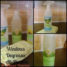 Basic h2; windows, degreaser, all purpose cleaner. Double Click for Details.