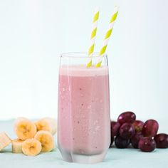 Welch's Grape Banana Smoothie recipe