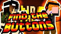 Minecraft - Kettő Find the buttons map! [A KIS RÖVIDKÉK!] Minecraft, Broadway Shows, Buttons, Map, Location Map, Maps, Plugs