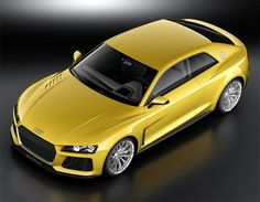 Audi Sport Quattro Concept.