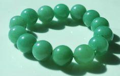 Natural Gemstone Aventurine Bodhi Mala by BohoBeachJewelry on Etsy, $11.99