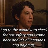 Did I mention he's hilarious? | 12 Reasons You Are Falling In Love With Miles Teller Right Now