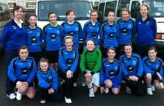 Ladies' youth at IFA Indoor tournament 2012
