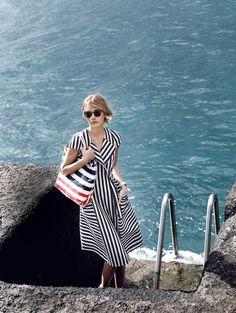 Lapel Wrap Dress 04/2015