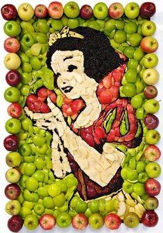 Fruity Snow White