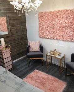 esthetics room set up \ esthetics room ; esthetics room at home ; esthetics room set up ; Makeup Beauty Room, Home Beauty Salon, Home Nail Salon, Nail Salon Decor, Hair Salon Interior, Salon Interior Design, Makeup Studio Decor, Beauty Studio, Beauty Bar