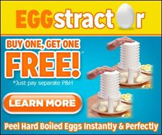 Eggstractor As Seen On TV