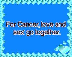 Today's Cancer Love Horoscope