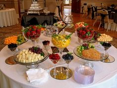 fruit and cheese displays - Google Search