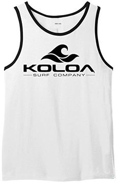 a4731e2a4895f Price  Koloa Surf Tank Tops offer throwback Mens Tank Tops that they  remember and love from the days when they wore vintage Tank Tops and surf  tees while ...
