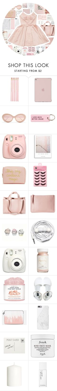 """""""She just shines"""" by stelbell ❤ liked on Polyvore featuring Sunday Somewhere, Various Projects, Fujifilm, Forever 21, Corto Moltedo, Urbanears, Flynn&King, Cheap Monday, Casetify and Herbivore"""