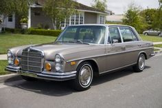 1963 Mercedes Benz 300SE