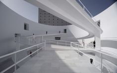 Project - The Ma: Andalucia's Museum of Memory - Architizer