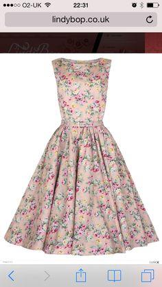 Lindybop bridesmaids dress
