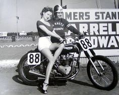 1930s motorcycles | ... motorcycle racer in the 1930s and 1940s he bought his first motorcycle