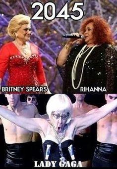 Celebrities In 2045