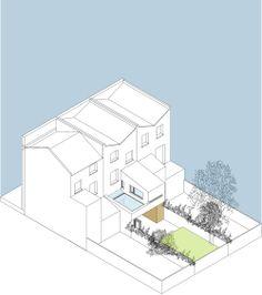 Islington House by Neil Dusheiko Architects (35)
